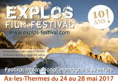Explos Film Festival - Mountain and Adventure