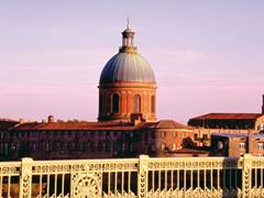 Toulouse, discovery of the pink city