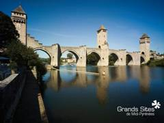 CAHORS, GREAT TOURIST SITE IN MIDI-PYRÉNÉES