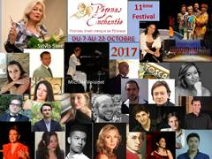 10TH EDITION OF THE LYRIC FESTIVAL ENCHANTED PÉZENAS: MASTER CLASS