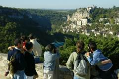 The Valleys of Rocamadour (Lot)