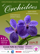 EXPOSITION INTERNATIONALE D'ORCHIDEES