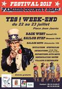 """FESTIVAL """"PAMIERS COUNTRY ROAD"""" 7EME EDITION"""