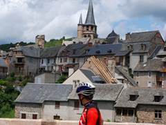 Tour of the 10 most beautiful villages of France in the Aveyron