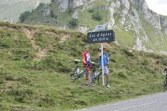 Ax les Thermes by road bike : mini break