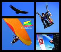 Evolution 2 - Parapente