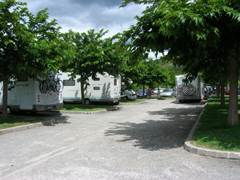 Aire Camping-Cars de Cahors