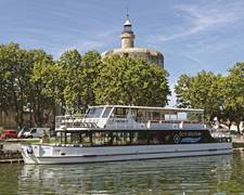 CAMARGUE CRUISES -  CONSTANCE BOAT