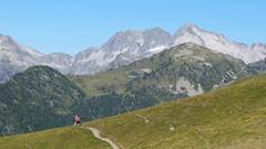 The GR®10 along the Pyrenees