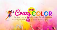 Crazy run color