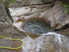 Causses Émotions Canyoning
