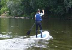 AAGAC : Stand up Paddle