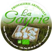 Fromagerie Artisanale La Gayrie