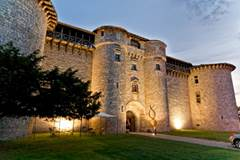 CASTLE OF MAURIAC.